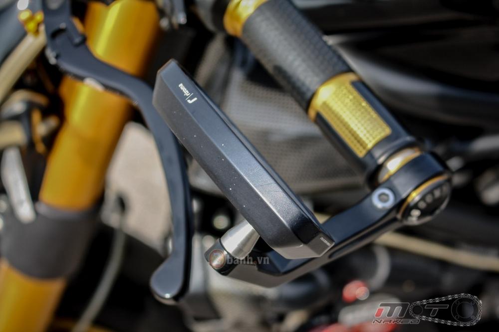 Ducati Streetfighter trong ban do sieu khung den tu Thai - 7