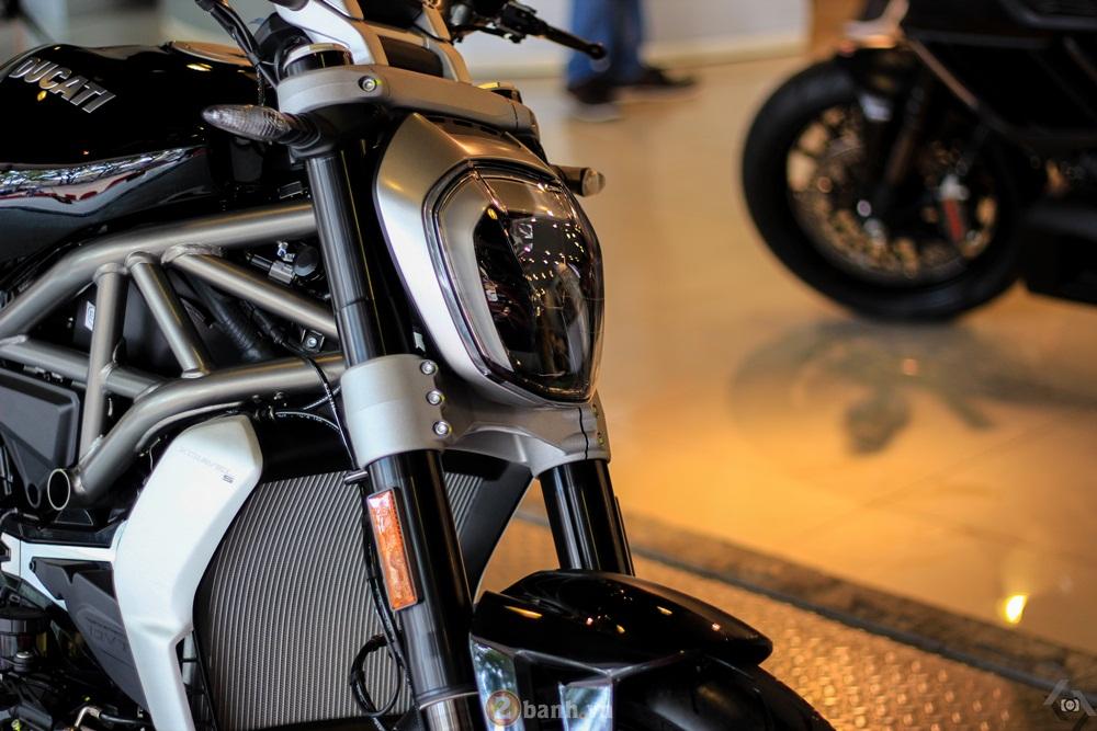 Ducati XDiavel S 2016 nhan giai thuong thiet ke dep nhat the gioi - 2