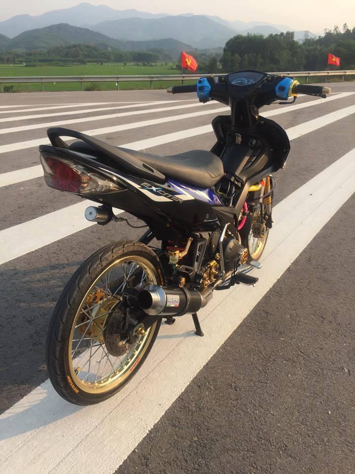 Exciter 2010 do phong cach cua dan choi Viet - 2