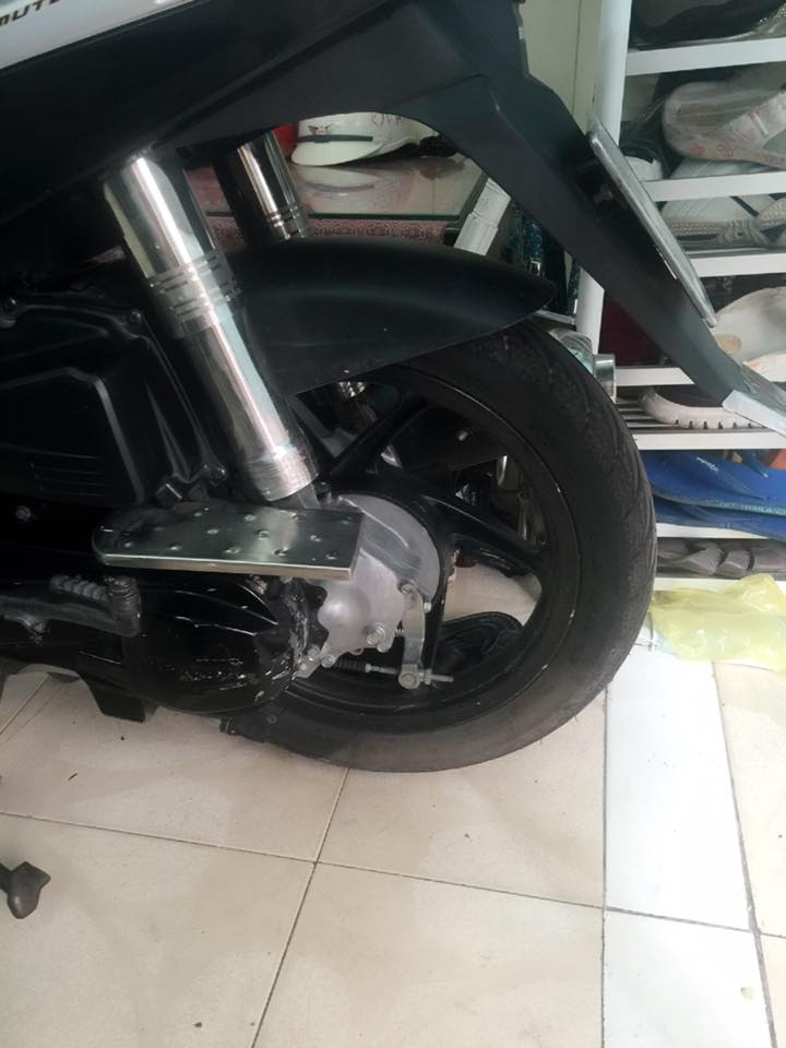 Honda airblade 110fi mau den chinh chu bstp - 2