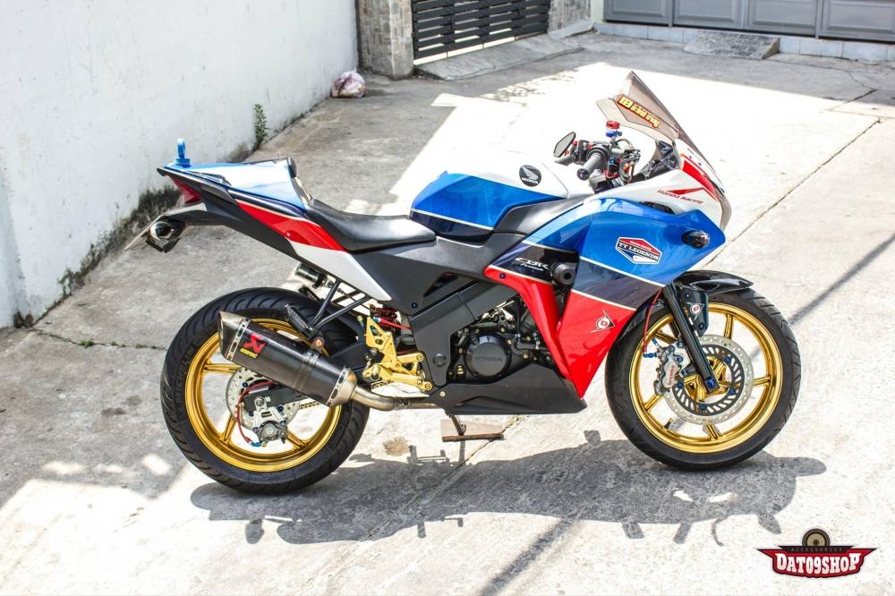 Honda CBR150 do day phong cach cua biker Viet - 2