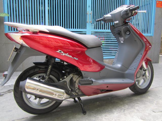 Honda Dylan 150cc mau do doi 2005 gia tot cho ae - 4
