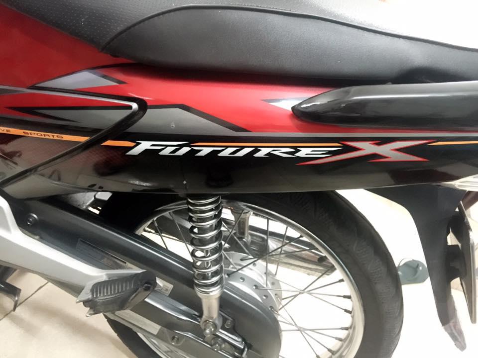 Honda Future X 125 binh xang con chinh chu bstp - 7