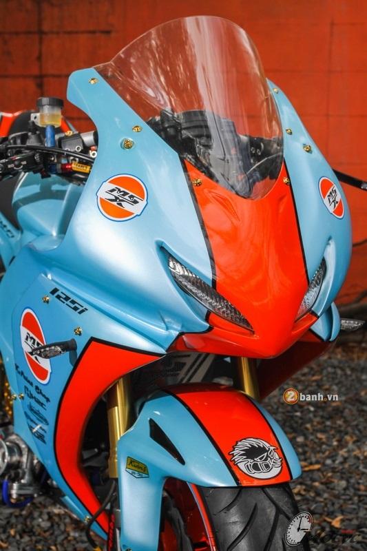 Honda MSX do doc dao voi phien ban Sportbike CBR - 3