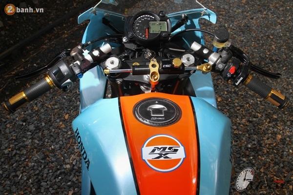 Honda MSX do doc dao voi phien ban Sportbike CBR - 5