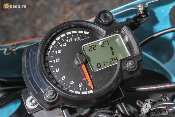 Honda MSX do doc dao voi phien ban Sportbike CBR - 7