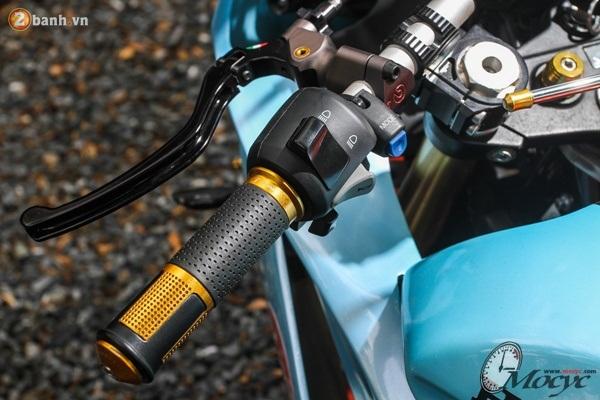 Honda MSX do doc dao voi phien ban Sportbike CBR - 9