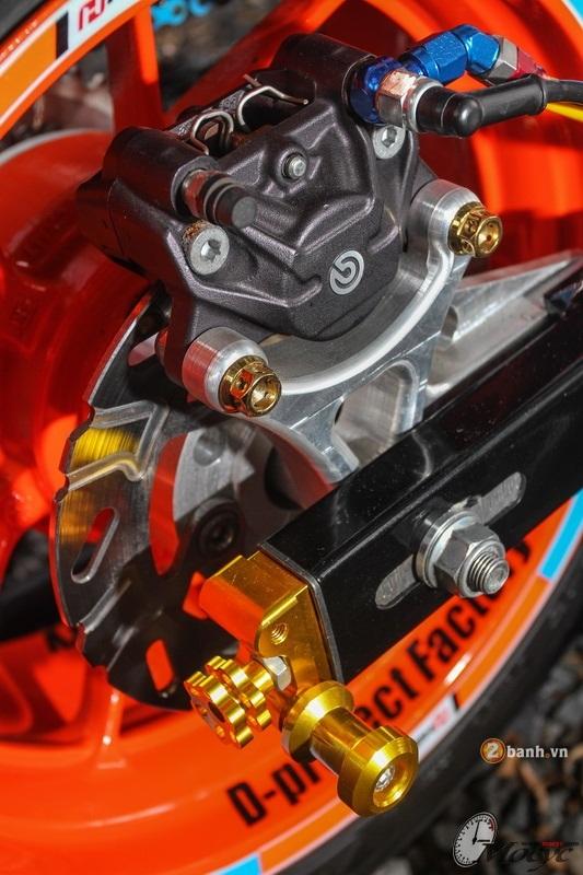 Honda MSX do doc dao voi phien ban Sportbike CBR - 12