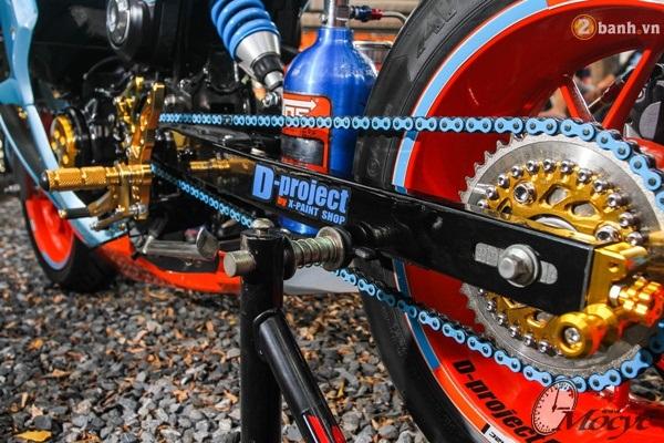 Honda MSX do doc dao voi phien ban Sportbike CBR - 14