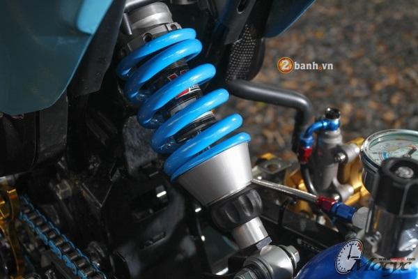 Honda MSX do doc dao voi phien ban Sportbike CBR - 13