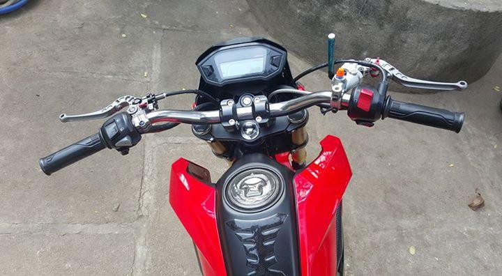 Honda Msx mot dua con tinh than - 5