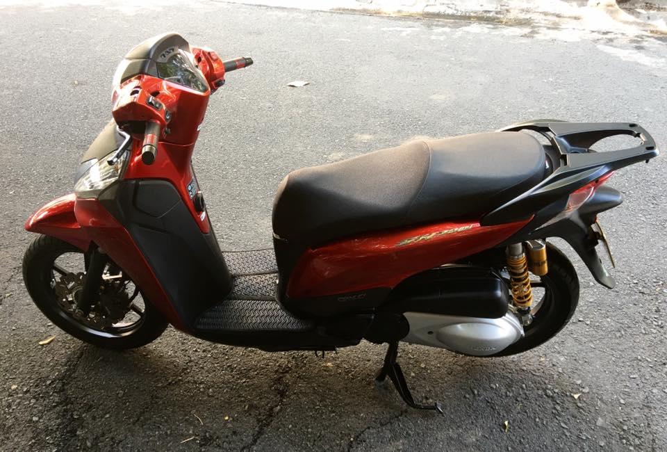 Honda SH300i manh me tu cai nhin dau tien - 4