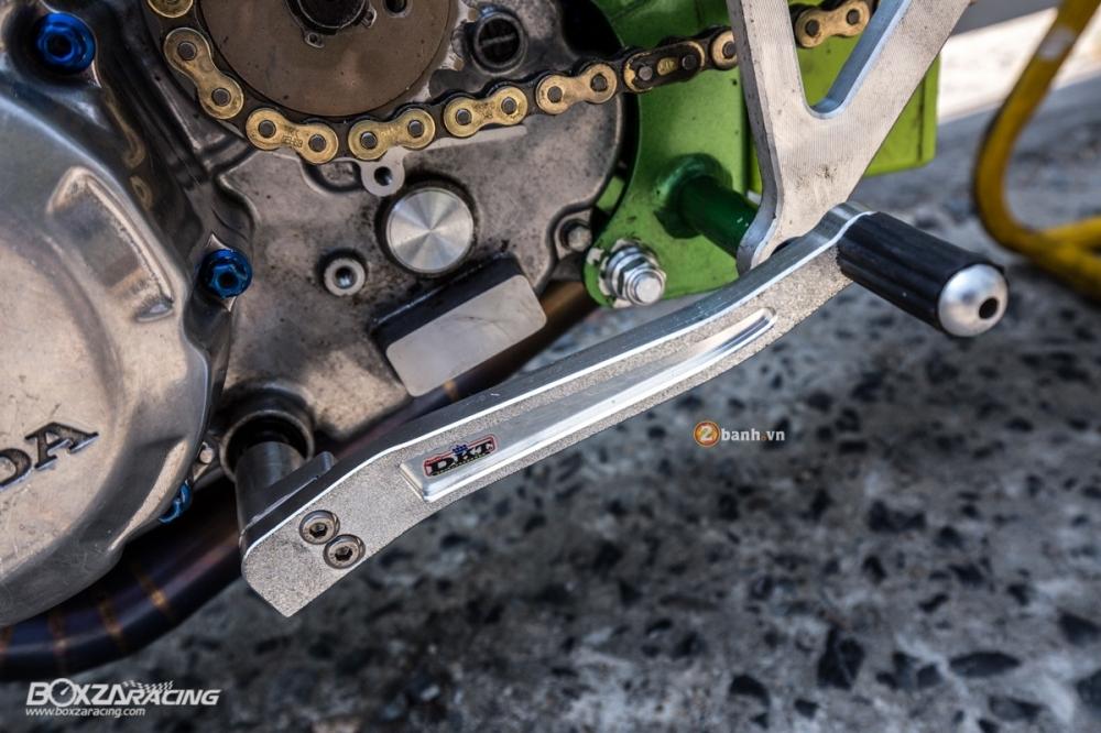 Honda Sonic do dam chat phong cach dragbike doc dao - 7