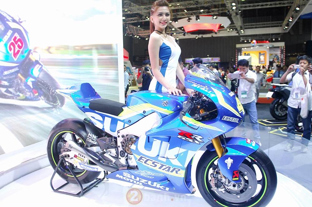 Nhung con so an tuong tai trien lam mo to xe may VMCS 2016 - 4