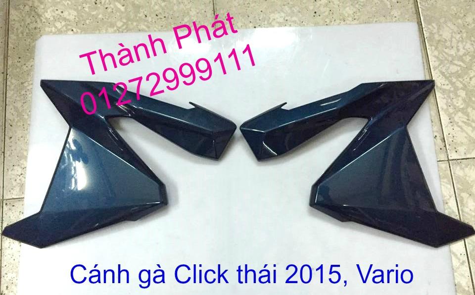 Phu tung Honda Click i 125 doi 2015 thailan Va Vario150 Gia tot - 24