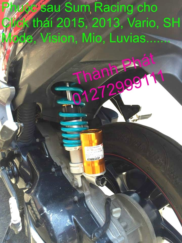 Phu tung Honda Click i 125 doi 2015 thailan Va Vario150 Gia tot - 43