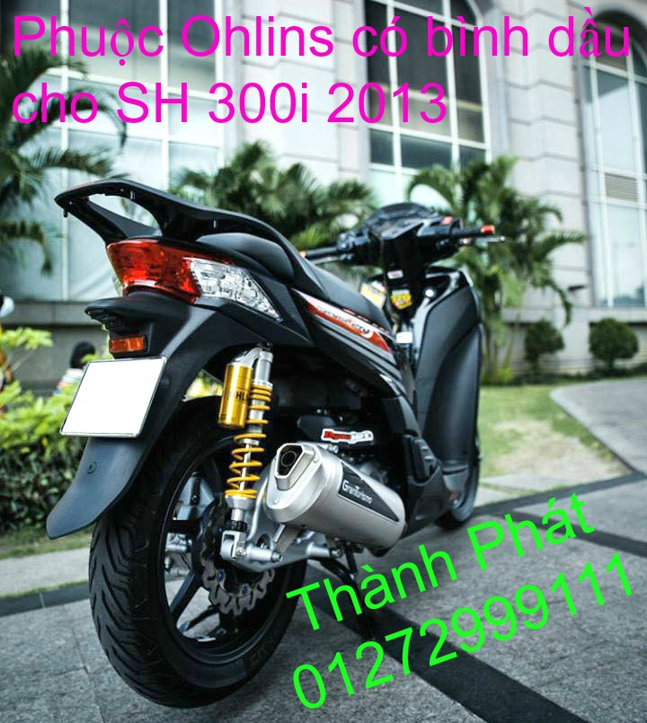 Chuyen phu tung zin Do choi xe SH 300i 2008 SH300i 2013 Freeway 250 nut tat may SH 300i Bao t - 27