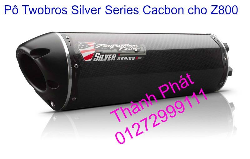 Po Twobros Hang chinh hang cho Ninja 300 R3 MSX125 Z800 Z1000 CBR1000 - 14