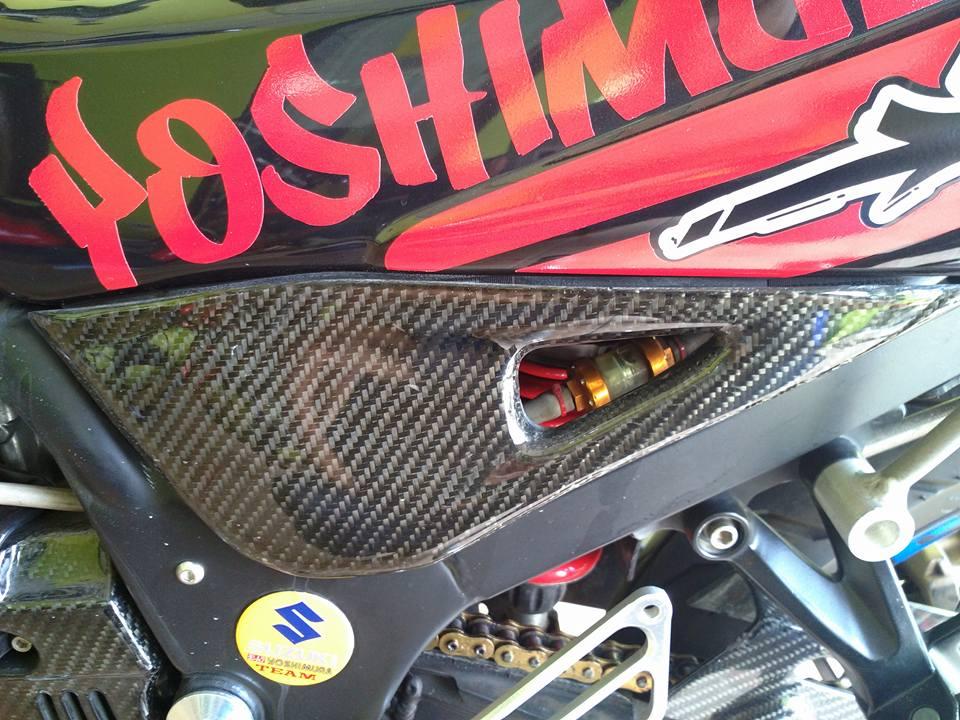 Suzuki raider version yoshimura day an tuong - 3