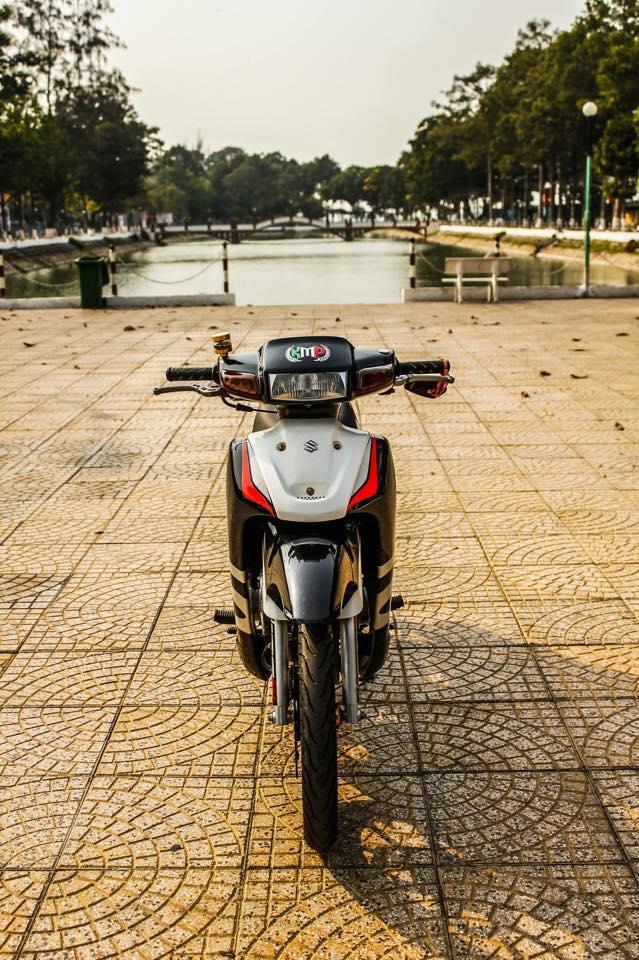 Suzuki Satria 120R do cuc chat cua dan choi Viet - 2