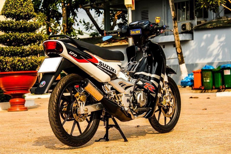 Suzuki Satria 120R do cuc chat cua dan choi Viet - 7