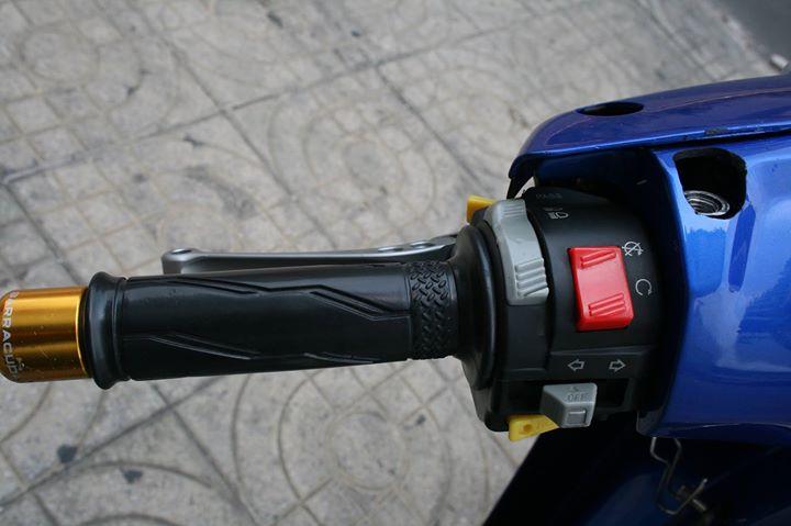 Suzuki Xipo 110 su tro lai day an tuong - 4