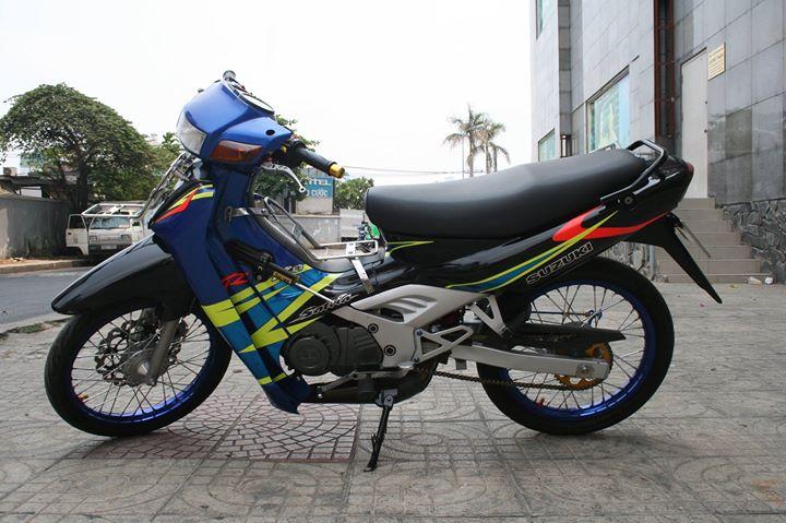 Suzuki Xipo 110 su tro lai day an tuong - 6