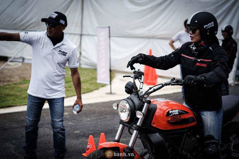 Trai nghiem va nang cao ky nang chay PKL cung Ducati Viet Nam - 4