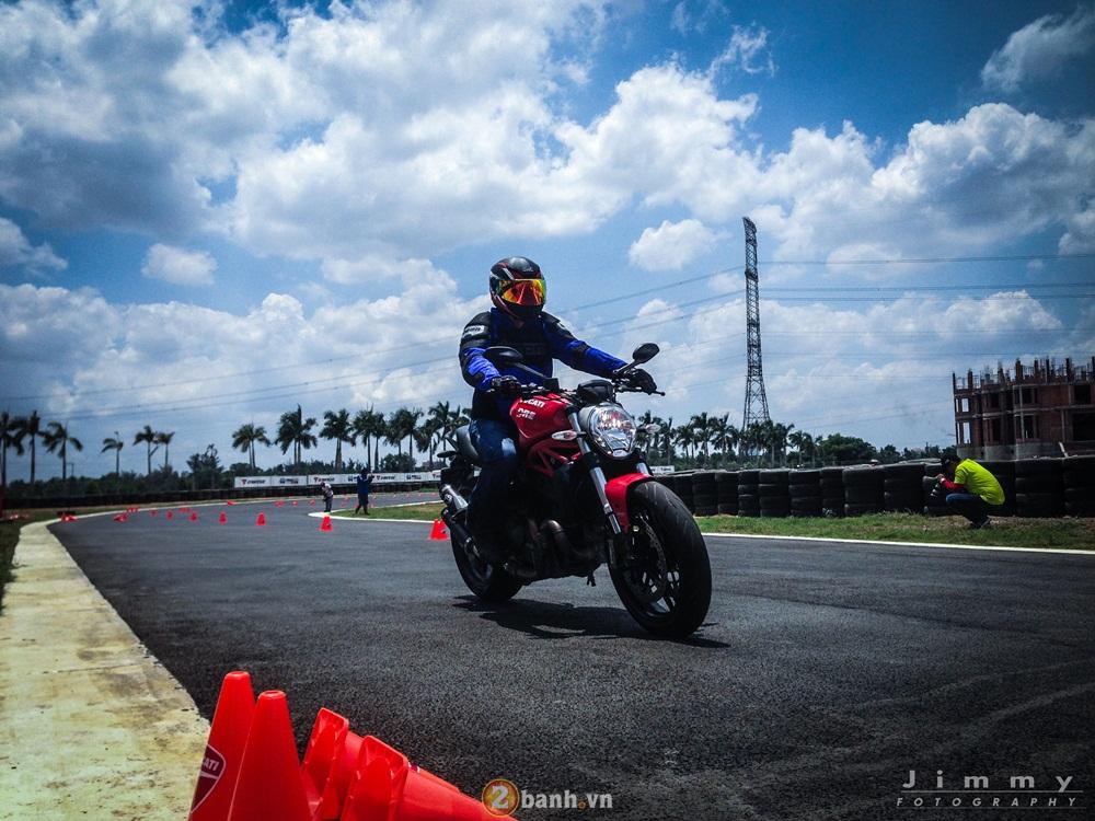 Trai nghiem va nang cao ky nang chay PKL cung Ducati Viet Nam - 11