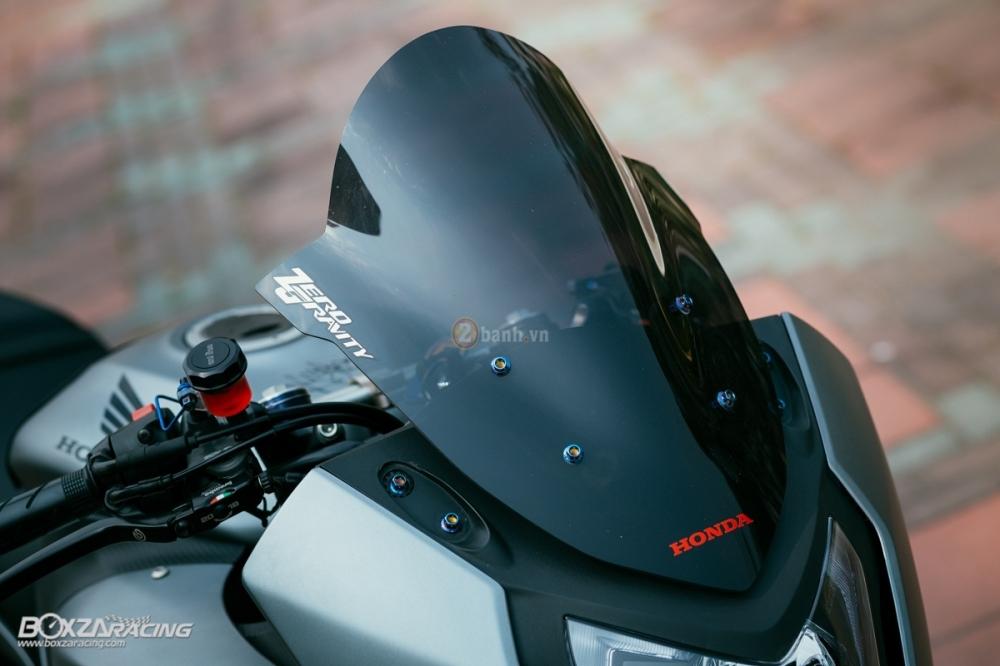 Ve dep sieu ngau cua chiec Honda CBR650F do tai Thai Lan - 4
