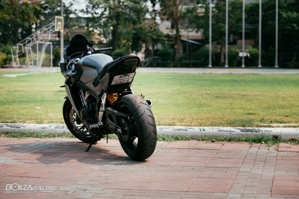 Ve dep sieu ngau cua chiec Honda CBR650F do tai Thai Lan - 17