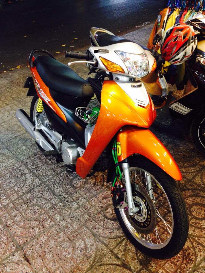 Wave RS 2008 do phong cach the thao - 4