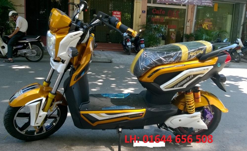 Xe dap tra gop gia re cuc soc tai Ha Noi Cam ket hang chinh hang Bao hanh 3 nam - 21