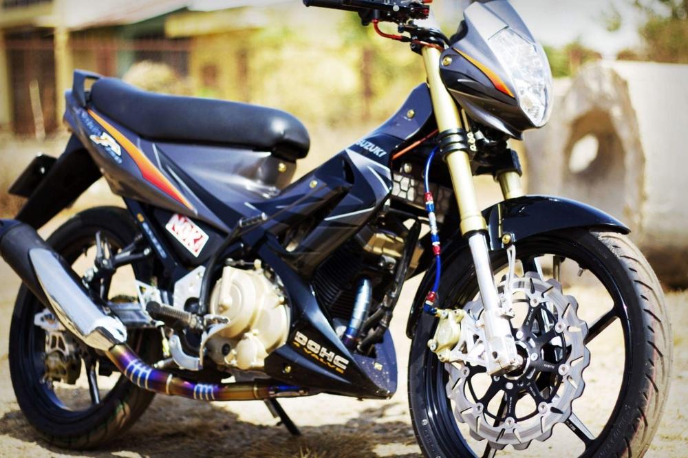 Xe Raider Do Kieng Don Gian Nhung Chat - 4