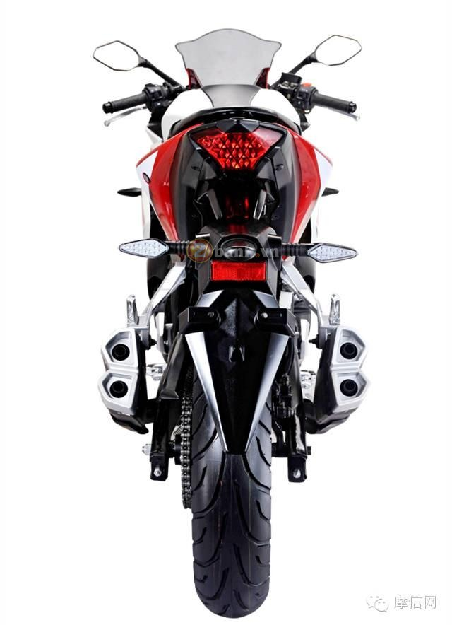 XGJAO RZ35 Dua Con Lai cua Yamaha R3 - 6