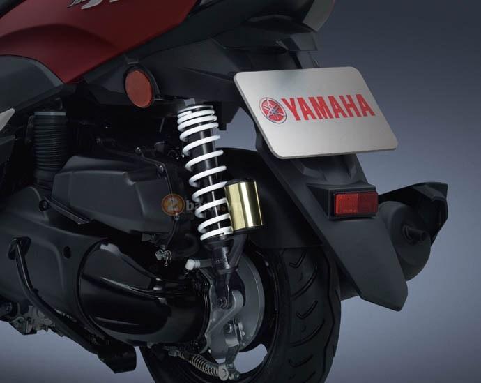 Yamaha Jog FS 115 chuan bi gia nhap thi truong Dong Nam A trong do co Viet Nam - 4