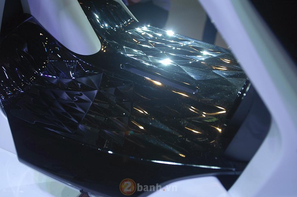 Yamaha Motor ra mat xe tay ga concept 04GEN tai trien lam xe may 2016 - 11