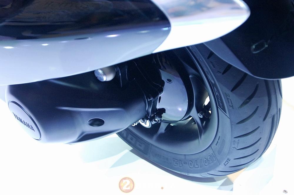 Yamaha Motor ra mat xe tay ga concept 04GEN tai trien lam xe may 2016 - 13
