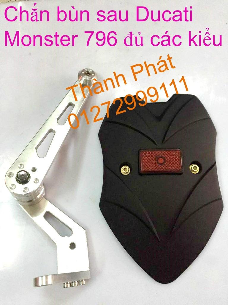 Chan bun sau che cho Z1000 2014 2012 Z800 CB1000 Hyperstrada motard M795 KTM Duke 125 200 B - 7