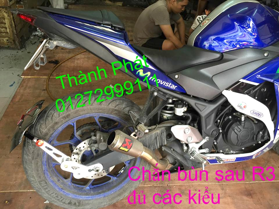 Chan bun sau che cho Z1000 2014 2012 Z800 CB1000 Hyperstrada motard M795 KTM Duke 125 200 B - 5