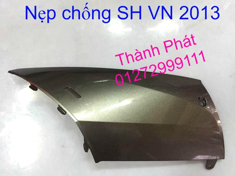 Chuyen Phu tung va do choi SH VN 2013 Gia tot Up 12 7 2015 - 12