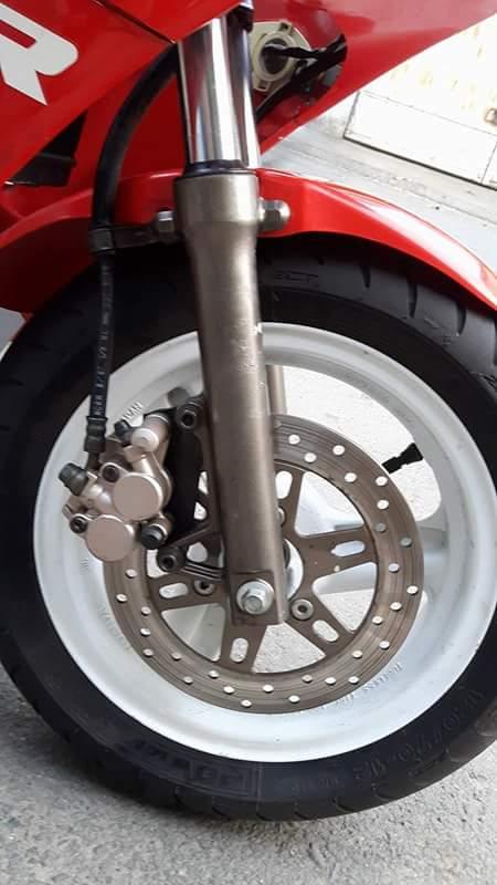 Cung ngam nhin chiec Honda NSR 50cc ben xu Cam - 2