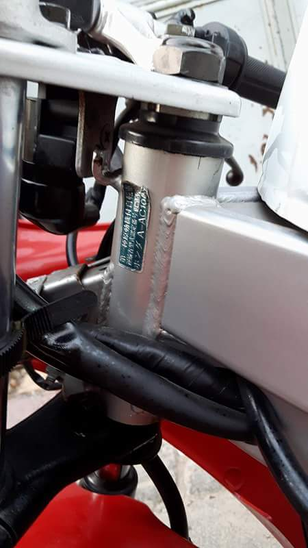 Cung ngam nhin chiec Honda NSR 50cc ben xu Cam - 6