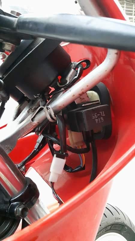 Cung ngam nhin chiec Honda NSR 50cc ben xu Cam - 11