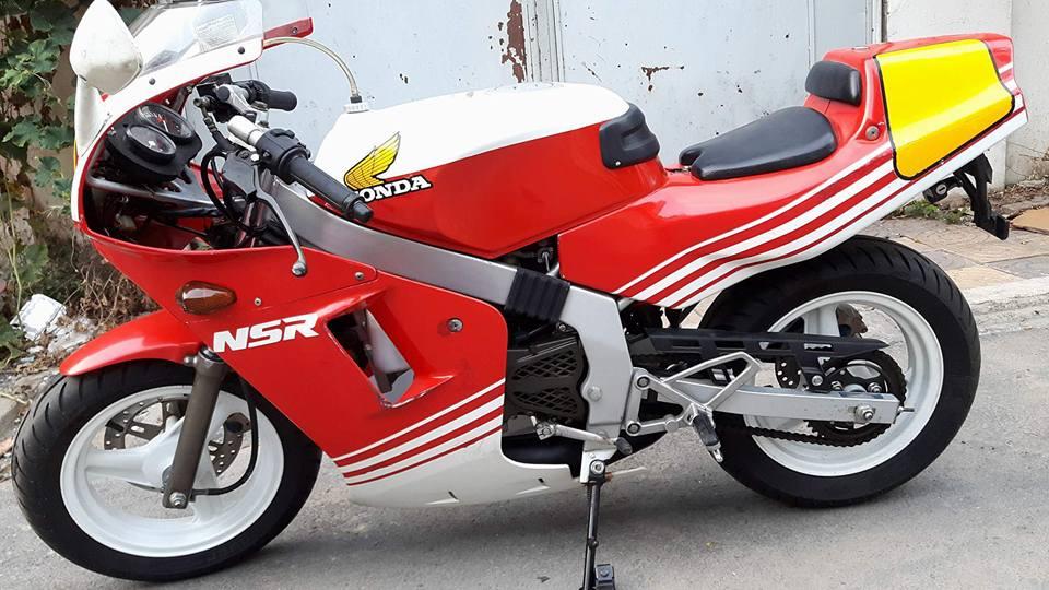 Cung ngam nhin chiec Honda NSR 50cc ben xu Cam - 18