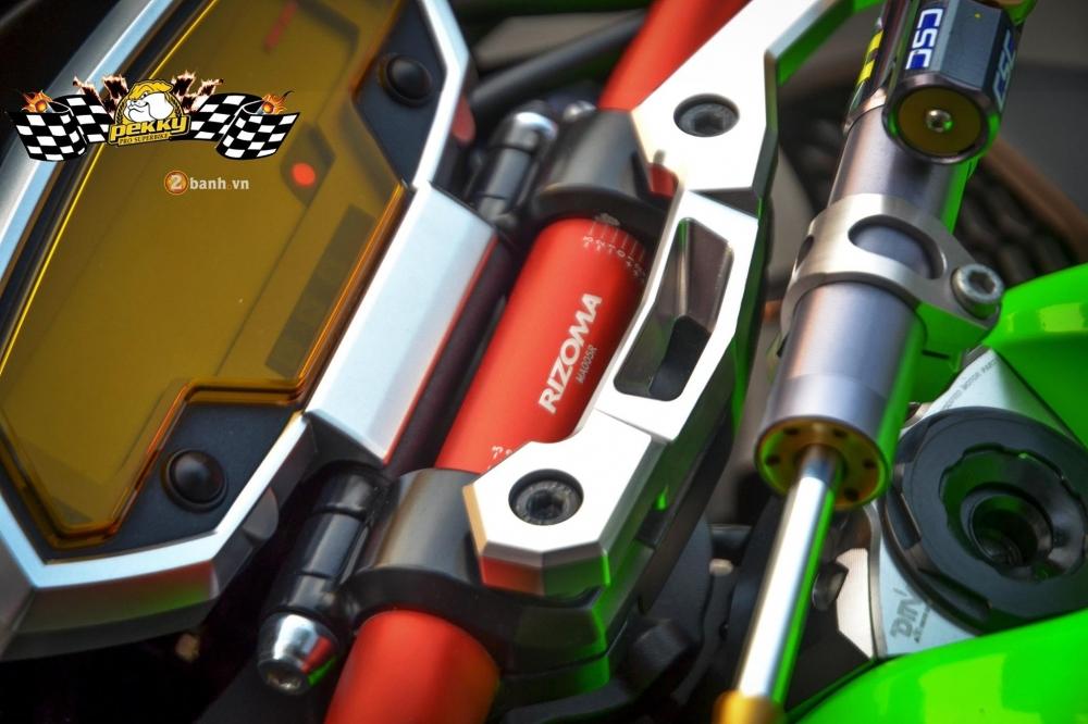 Kawasaki Z1000 day an tuong voi ban do don gian va phong cach - 6