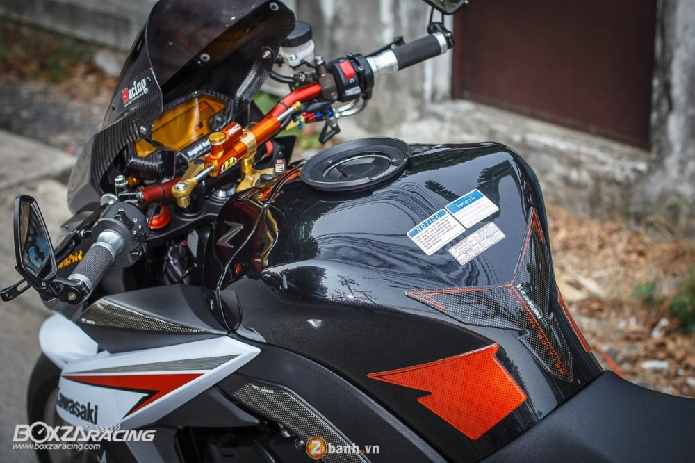 Kawasaki Z1000 Special Edition trong ban do sieu khung - 11