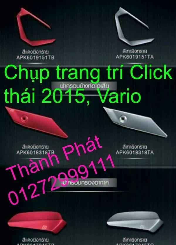 Phu tung Honda Click i 125 doi 2015 thailan Va Vario150 Gia tot - 18