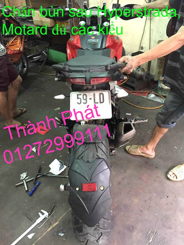 Chan bun sau che cho Z1000 2014 2012 Z800 CB1000 Hyperstrada motard M795 KTM Duke 125 200 B - 25