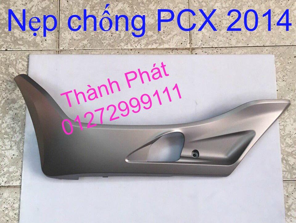 Chuyen Phu tung Zin Honda PCX Thailan va VN doi 2011 doi 2014 day du het do mu va do may Gia tot u - 36